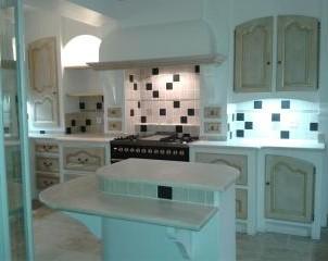Cuisiniste à Montpellier – A. Saccomando, artisan ébéniste cuisiniste, fabricant de salles de bain, meubles.